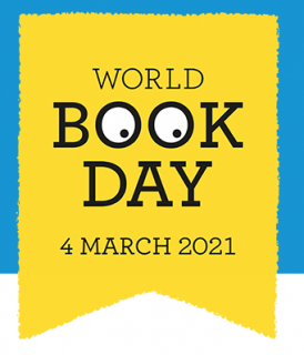 World Book Day - Thursday 4th March 2021