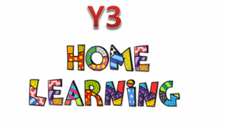 Year 3 Tuesday 12th January Home Learning