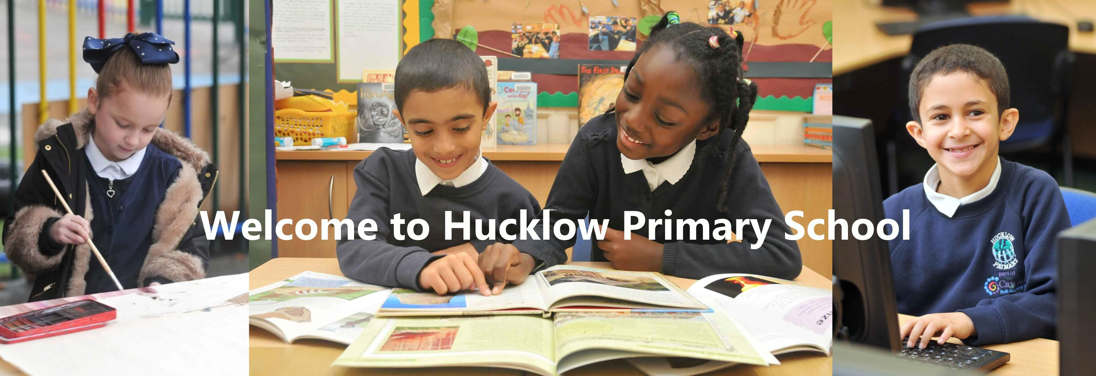 Welcome to Hucklow Primary School